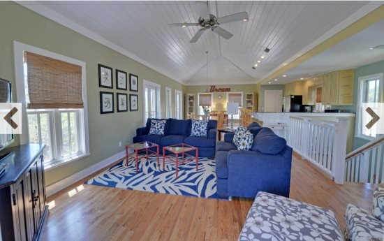 3 Bedroom 3.5 Bath Beach Cottage in Panama City. 8WL - Image 1 - Panama City - rentals