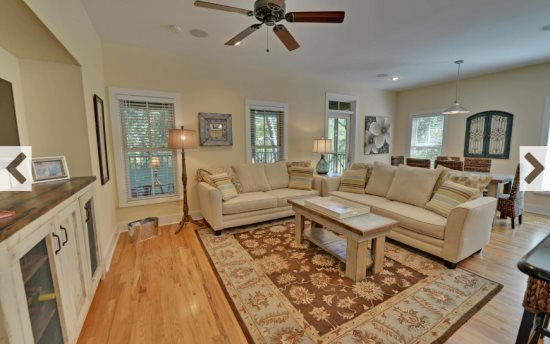 3 Bedroom 3 Bath Magnolia By The Sea Cottage. 9BL - Image 1 - Panama City - rentals