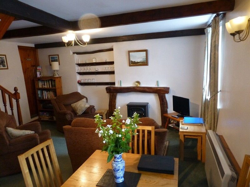 FELLSIDE COTTAGE, Coniston - Image 1 - Coniston - rentals