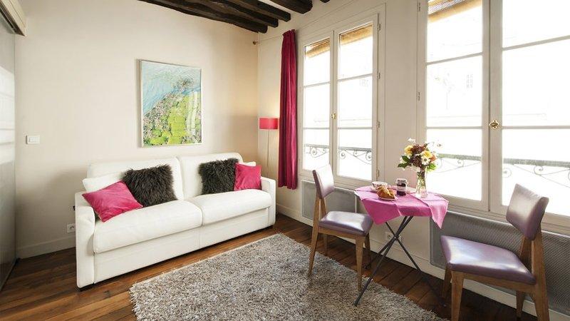 Studio   Paris Saint Germain des Pres district (477) - Image 1 - Paris - rentals
