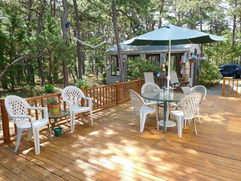 Lovely Post & Beam Near Indian Neck - Image 1 - Wellfleet - rentals