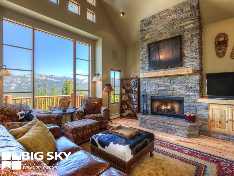 Big Sky Moonlight Basin | Moonlight Mountain Home 5 Derringer - Image 1 - Big Sky - rentals
