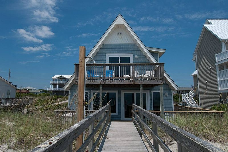 Above The Tide - Image 1 - Emerald Isle - rentals