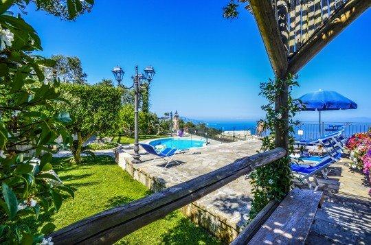 VILLA MARIKA - SORRENTO PENINSULA - Sant'Agata Sui Due Golfi - Image 1 - Italy - rentals
