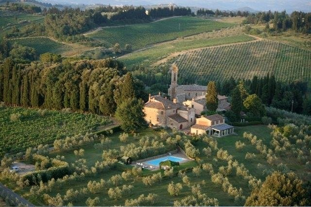 Villa Castellare De' Sernigi - Image 1 - Tuscany - rentals