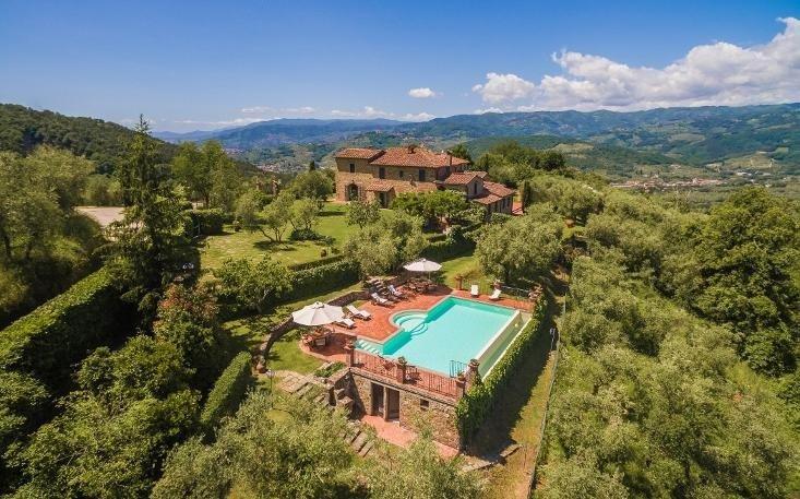 Villa Monsummano - Image 1 - Monsummano Terme - rentals