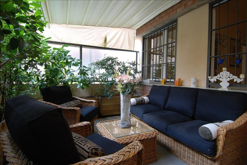 Modern 1bdr with nice terrace - Image 1 - Bologna - rentals