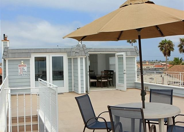Endless Views from Rooftop Deck-Huge Oceanfront Condo-Newly Remodeled (68167) - Image 1 - Newport Beach - rentals