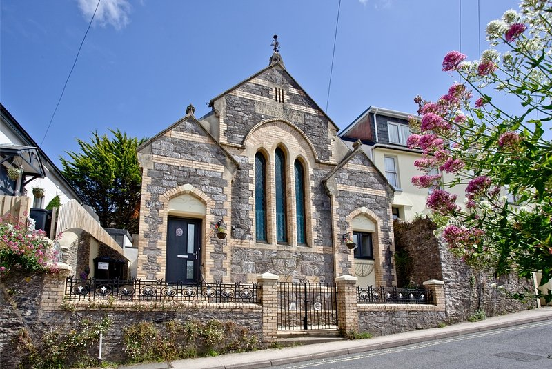 The Old Chapel located in Brixham, Devon - Image 1 - Brixham - rentals