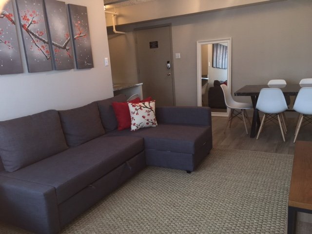 Two Bedroom Condo Music City Center of Downtown Nashville! 2FF2EZI - Image 1 - Nashville - rentals