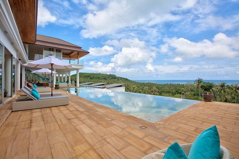 Monsoon Villa - Image 1 - Ban Bang Makham - rentals