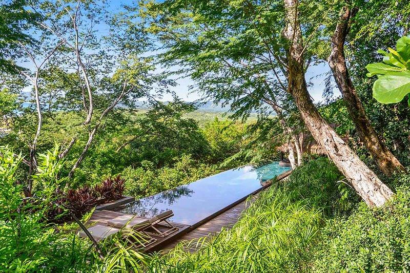 El Chante, Sleeps 10 - Image 1 - Tamarindo - rentals