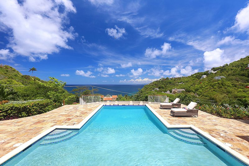 Villa Hall, Sleeps 8 - Image 1 - Cap Estate - rentals