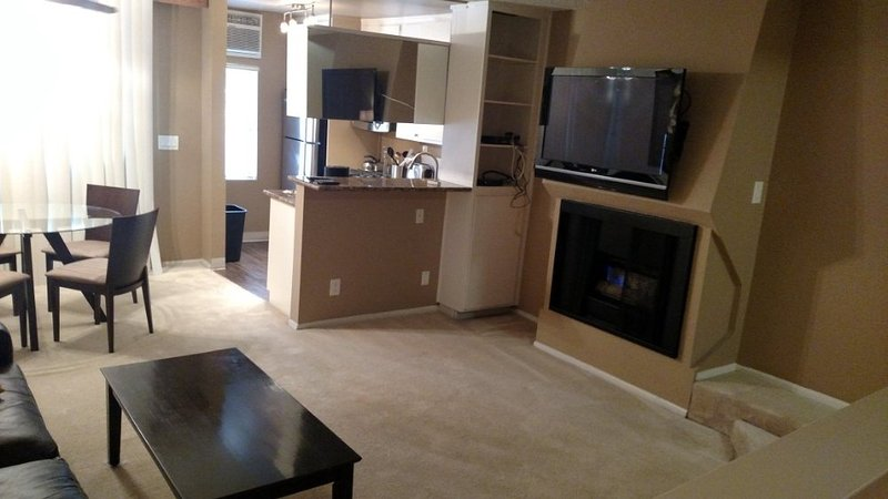 Furnished Studio Apartment at Hilgard Ave & Lindbrook Dr Los Angeles - Image 1 - Los Angeles - rentals
