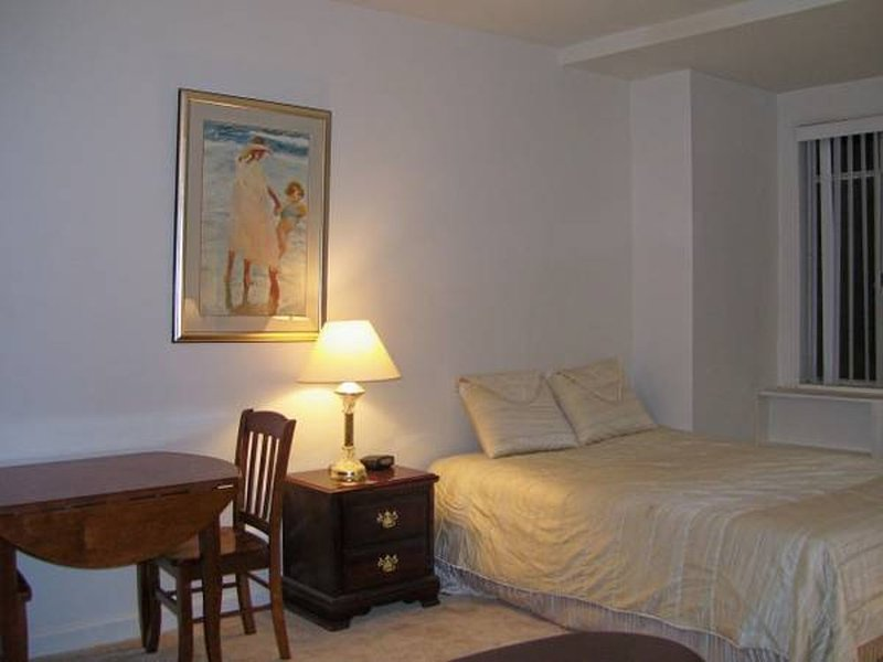 Furnished Studio Apartment at Fairfax Dr & N Lynn St Arlington - Image 1 - Rosslyn - rentals