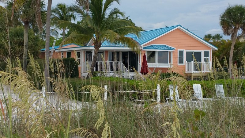 View from the Beach - Spectacular Beachfront Home with 46' Private Pool - Fort Myers Beach - rentals