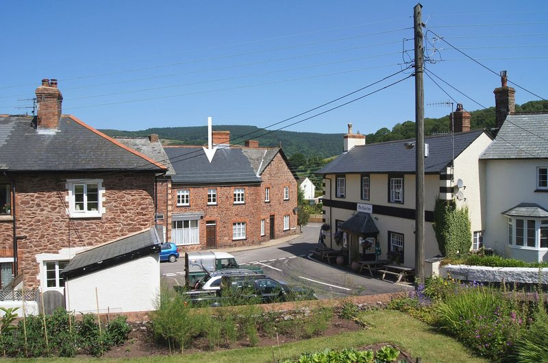 Jubilee House - Image 1 - Timberscombe - rentals