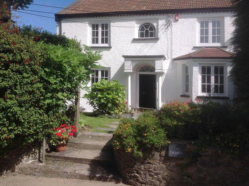 The Grange - Image 1 - Bideford - rentals