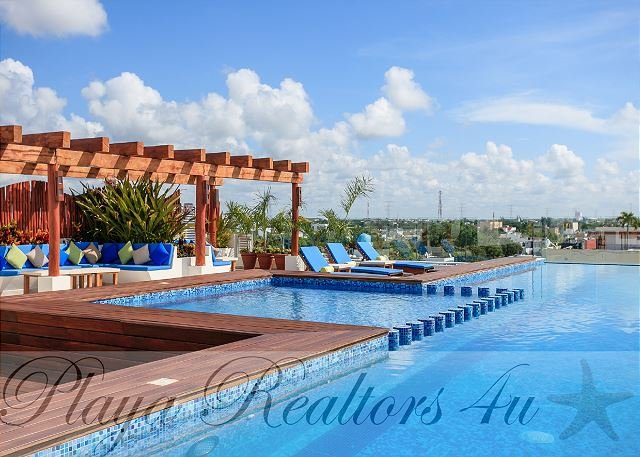 Heavenly Apartment in Playa + Close Beach + up to 6 people - Image 1 - Playa del Carmen - rentals