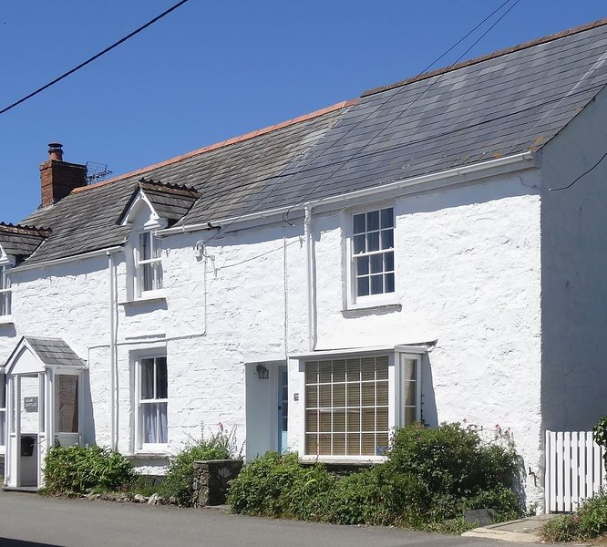 Kammneves Cottage - Image 1 - Port Isaac - rentals