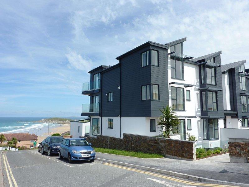 Flat 8 Seascape - Image 1 - Newquay - rentals