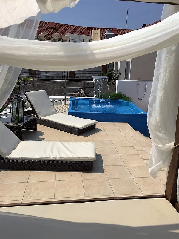 Stunning private Jacuzzi - Cartagena Old City - Image 1 - Cartagena - rentals