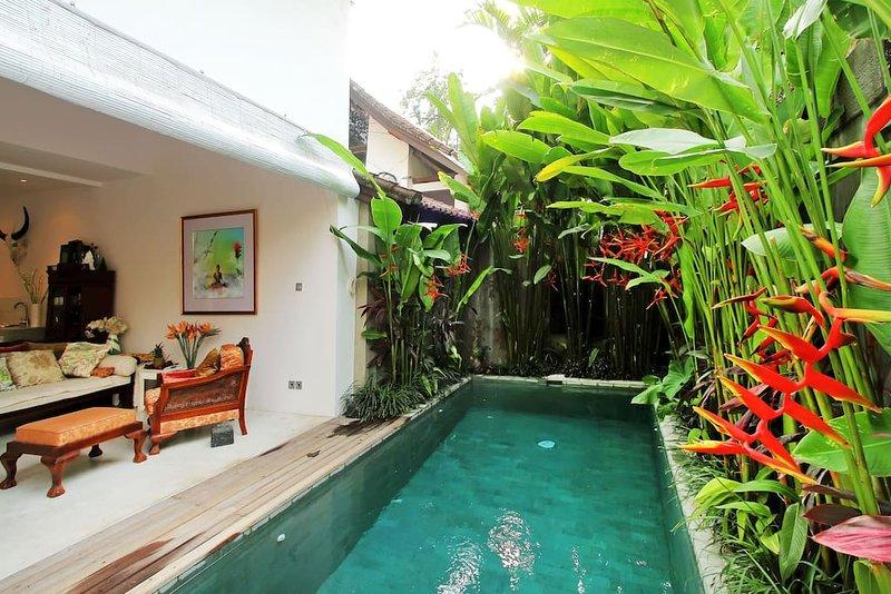 Cozy One Bedroom Villa,Seminyak> - Image 1 - Seminyak - rentals