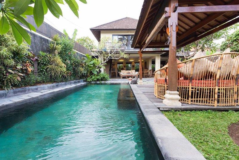 Cozy 2 Bedroom Villa, Canggu> - Image 1 - Canggu - rentals