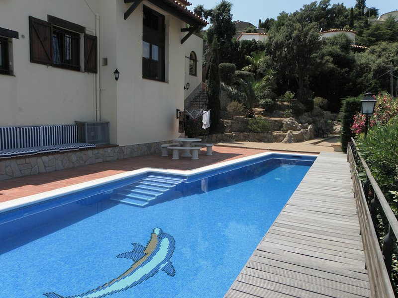 Beautiful Villa for six with private pool - Image 1 - Calonge - rentals