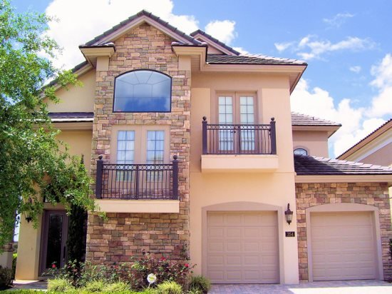 Huge 5 Bedroom Pool Home on the Golf Course at Reunion Resort. 354ML - Image 1 - Alturas - rentals