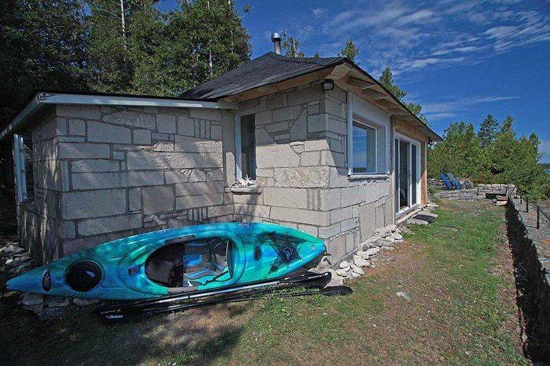 Seafari cottage (#1100) - Image 1 - Lion's Head - rentals
