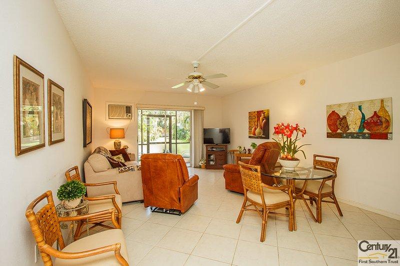 Open Floor Plan - IM G-5 - Island Manor - Marco Island - rentals