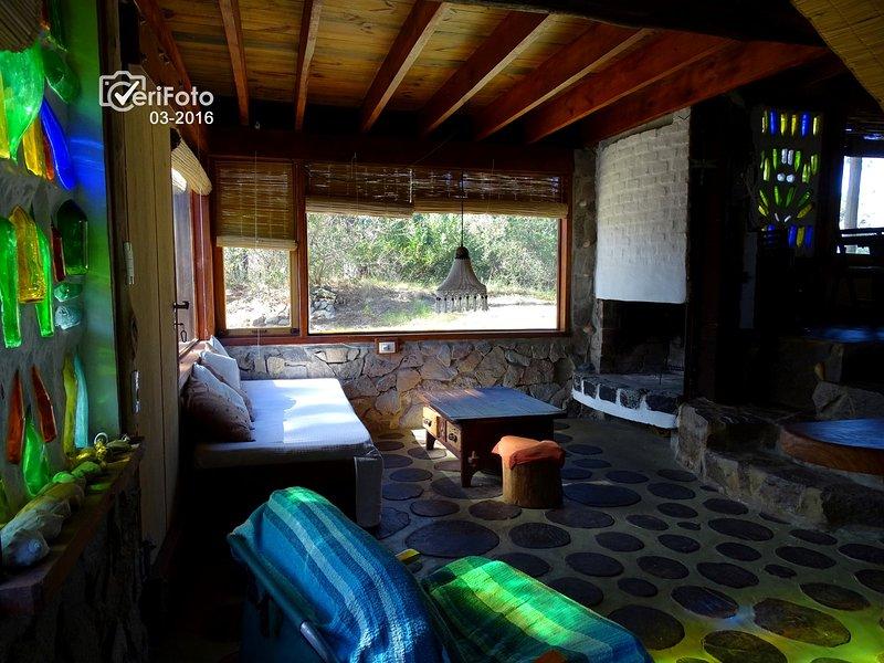 Botacana - Charming Wooden Cabin, Punta del Diablo - Image 1 - Punta del Diablo - rentals
