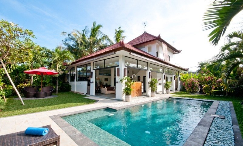Private elegant 2 Bedroom Villa, central Seminyak - Image 1 - Seminyak - rentals
