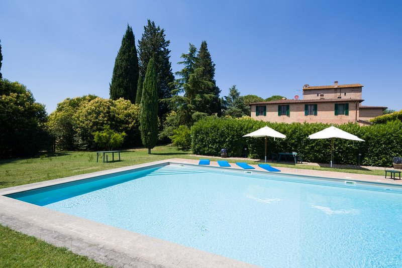 Vacation Rental at Abbadia di Siena in Tuscany - Image 1 - Siena - rentals