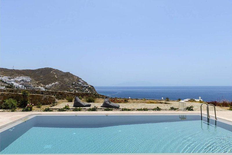 Blue Villas | Niobe | Close to Elia beach - Image 1 - Elia Beach - rentals