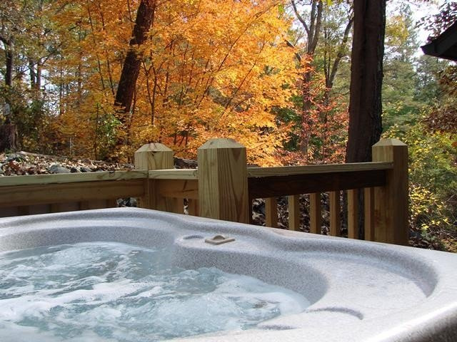 Hardwood Trail Retreat - Image 1 - Brasstown - rentals