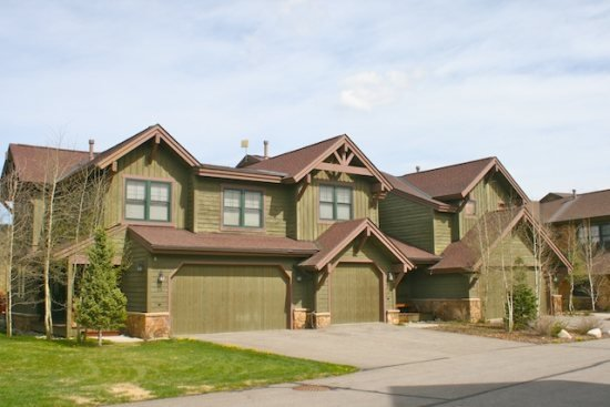35 Highland Greens - At the Breck Golf Course! - Image 1 - Breckenridge - rentals
