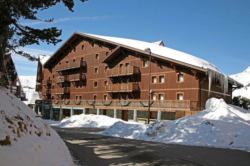 Apartment Paarl - Image 1 - Les Arcs - rentals