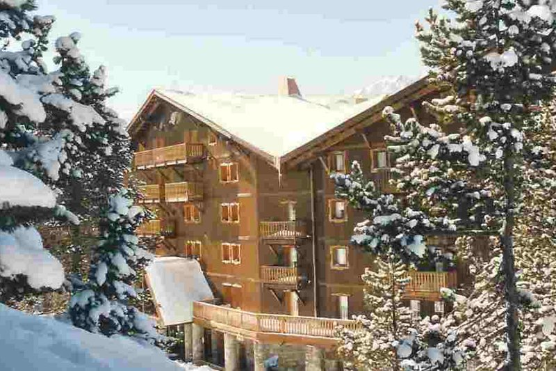Apartment Benoni - Image 1 - Les Arcs - rentals