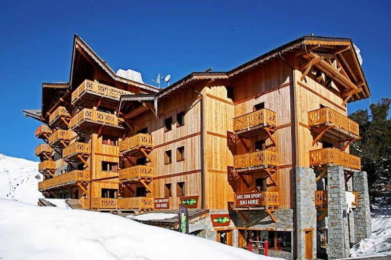Apartment Secunda - Image 1 - Les Arcs - rentals