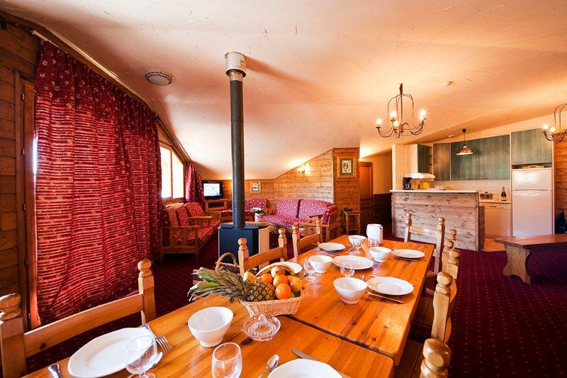 Apartment Buana - Image 1 - Val Thorens - rentals