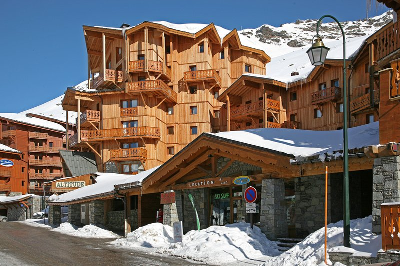 Apartment Johannesburg - Image 1 - Val Thorens - rentals