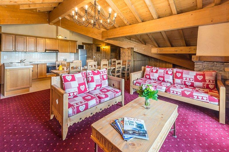 Apartment Dukuza - Image 1 - Montvalezan - rentals