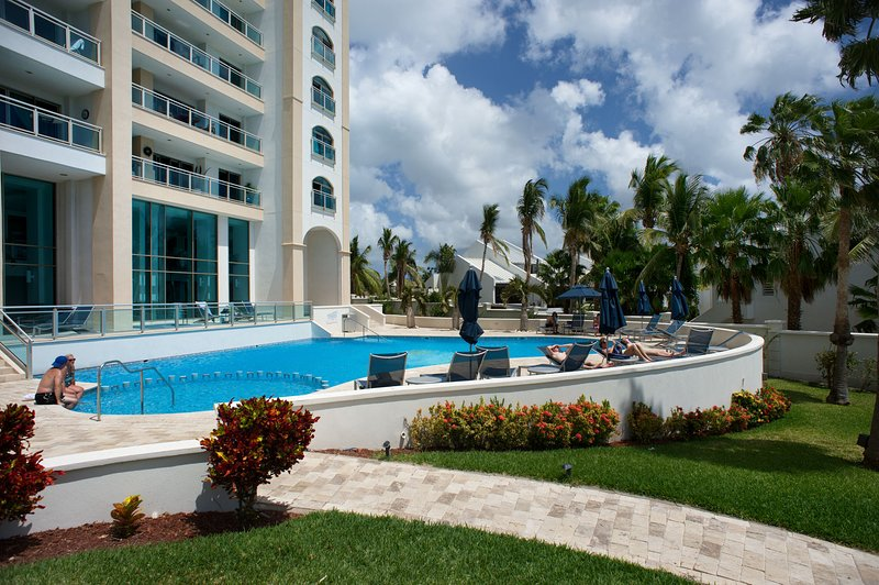 2 bedroom apartment at Cupecoy with panoramic ocean views - Image 1 - Maho - rentals