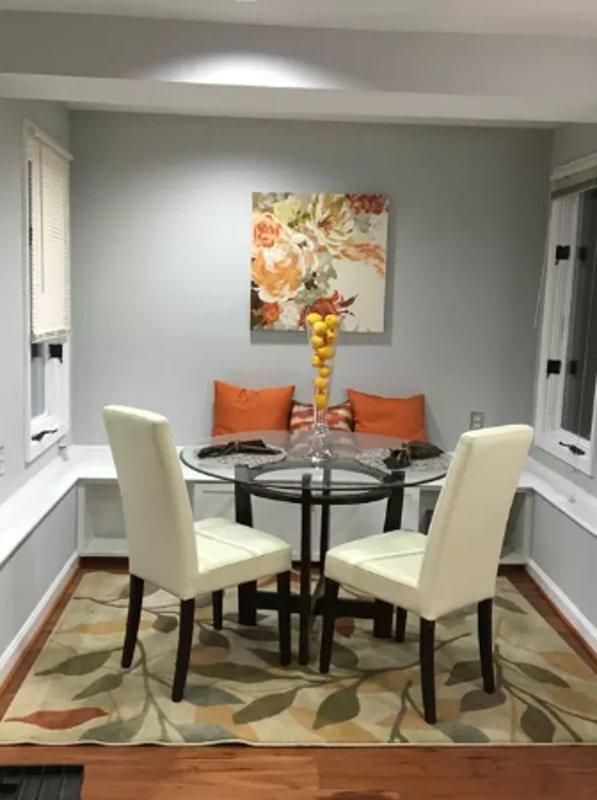 Furnished 1-Bedroom Apartment at 19th St NW & S St NW Washington - Image 1 - Washington DC - rentals