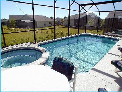 Lovely 5 Bedroom 4 Bathroom Pool Home. 1624MSD - Image 1 - Four Corners - rentals