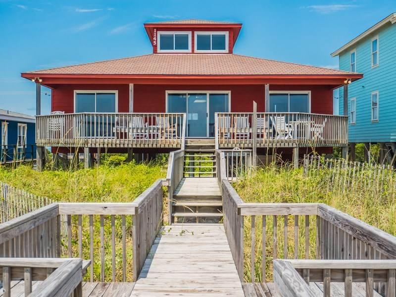 GOOD MEDICINE - Image 1 - Topsail Beach - rentals