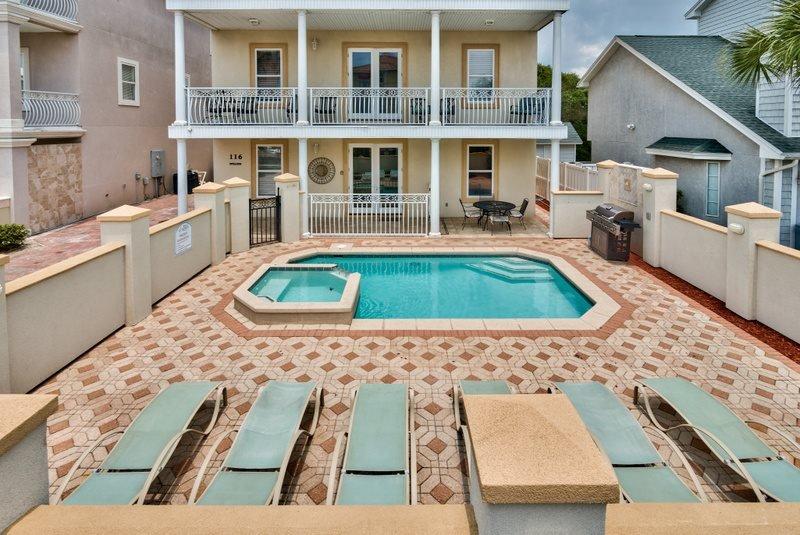 Aurora: 8 Bdrm, Pool, Game Room, Private Beach - Image 1 - Destin - rentals