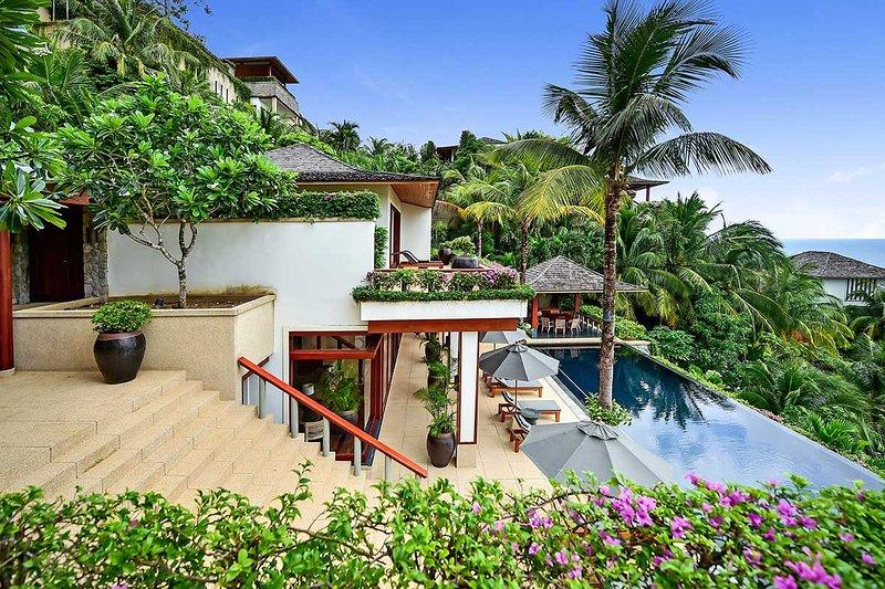 Villa Andaman, Sleeps 12 - Image 1 - Kamala Beach - rentals